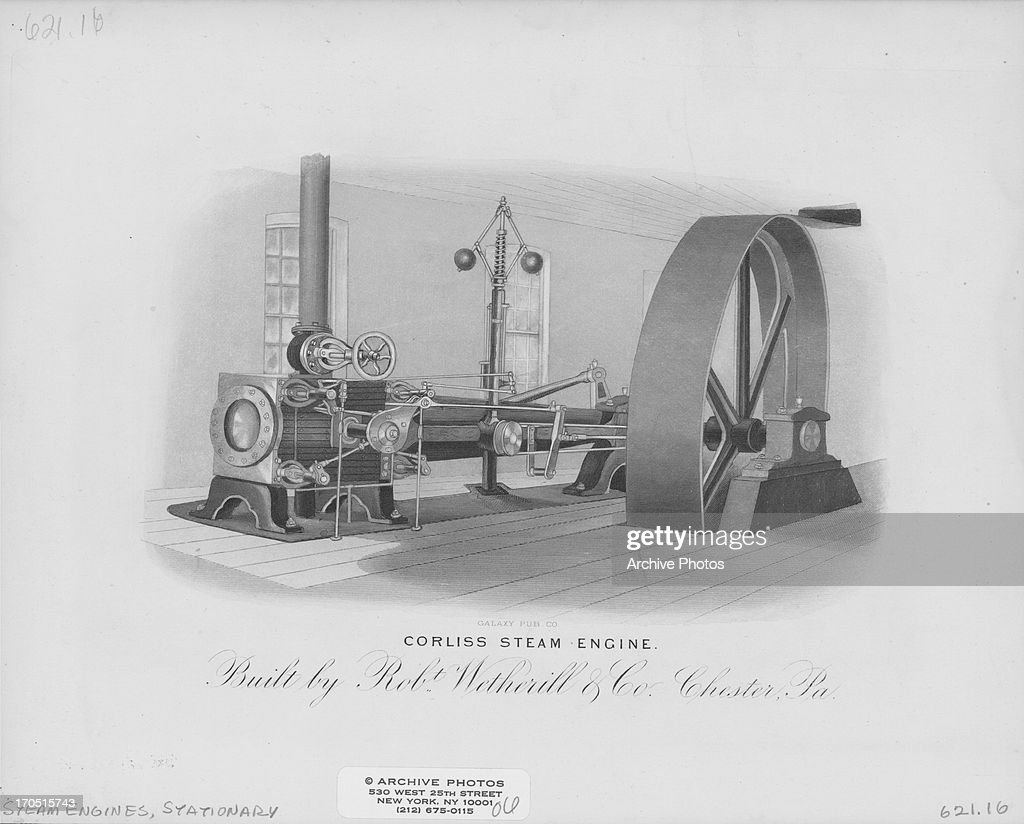 Corliss Steam Engine : News Photo