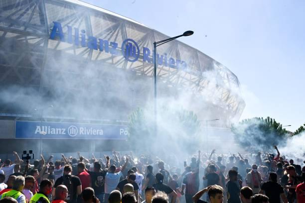 FRA: OGC Nice v AS Monaco - Ligue 1 Uber Eats