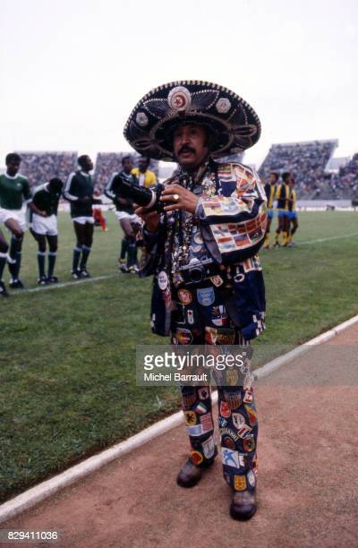 Illustration Photographer during the World Cup Qualifying match between Tunisia and Nigeria on 25th September 1977