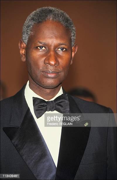Illustration Senegal On July 1st 1991 Abdou Diouf President Of Senegal
