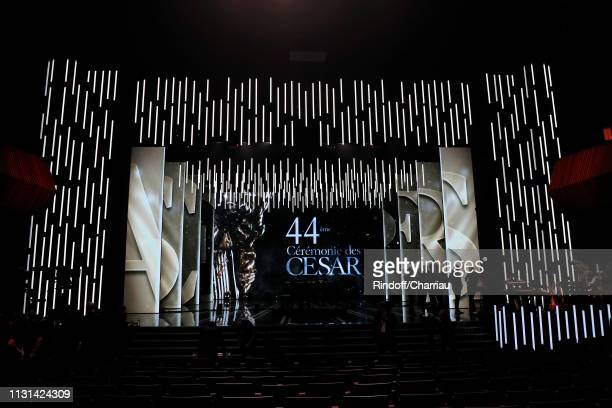 Illustration view of the Cesar Film Awards 2019 at Salle Pleyel on February 22 2019 in Paris France