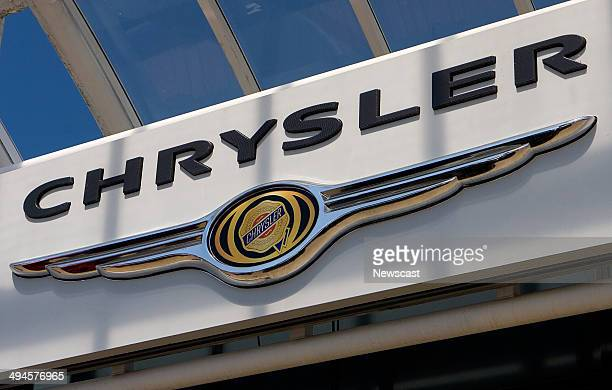 Illustrative image of a Chrysler dealership Cambridge