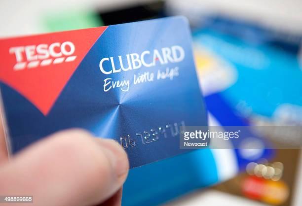 Illustrative image of a Tesco Clubcard