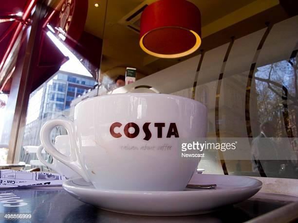 Illustrative image of costa Coffee