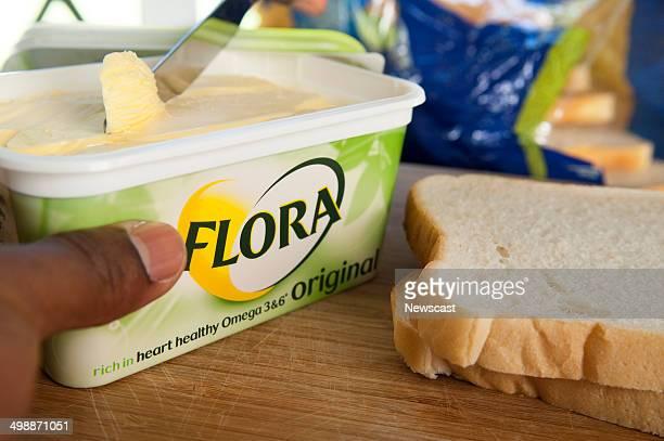 Illustrative image of Flora Original a Unilever food product