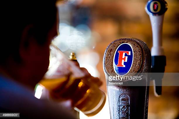 Illustrative image of Fosters lager