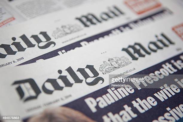 Illustrative image of the Daily Mail Newspaper