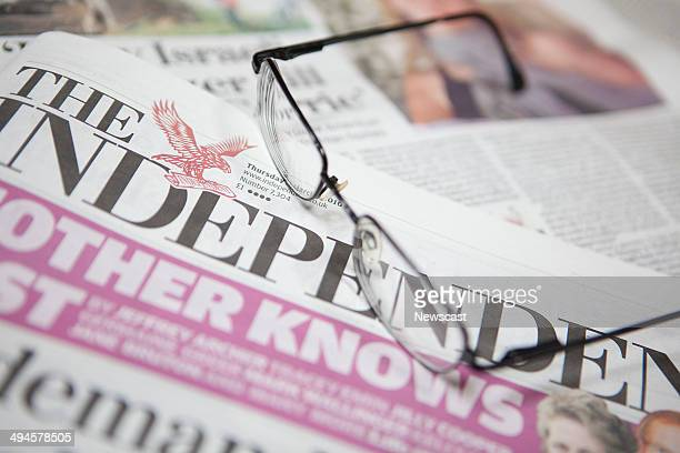 Illustrative image of The Independent newspaper
