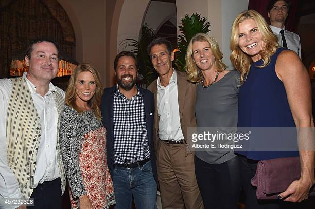 Illustrator Ed Hemingway actress Cheryl Hines author Mark Bailey Chairman of Sony Entertainment Inc Michael Lynton filmmaker Rory Kennedy and actress...