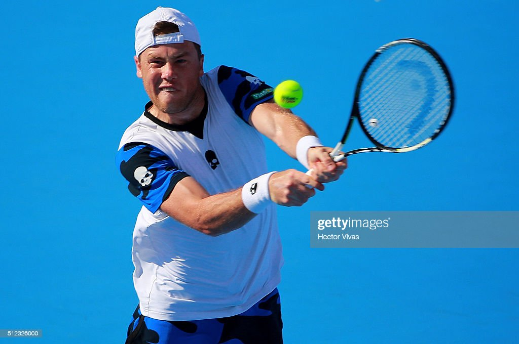 Telcel ATP Mexican Open 2016 - Tomic v Marchenko : News Photo