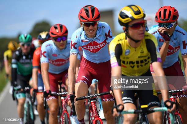 Ilnur Zakarin of Russia and Team Katusha Alpecin / during the 102nd Giro d'Italia 2019, Stage 4 a 235km stage from Orbetello to Frascati 319m / Tour...