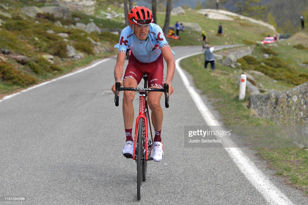 102nd Giro d'Italia 2019 - Stage 13 : News Photo