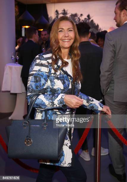 Ilona Baumgart attends the Mercedes me Store Opening on September 18 2017 in Hamburg Germany