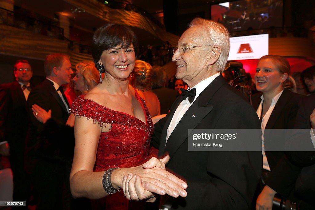 Kunden zuerst Talsohle Preis 2019 rabatt verkauf Ilse Aigner and Edmund Stoiber attend the German Film Ball ...