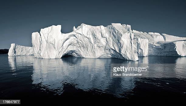 CONTENT] Ilulissat Icefjord is the result of a giant glacier producing masses of icebergs that are after some time sent on a journey starting in...