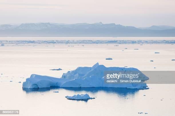 Ilulissat Kangia Icefjord
