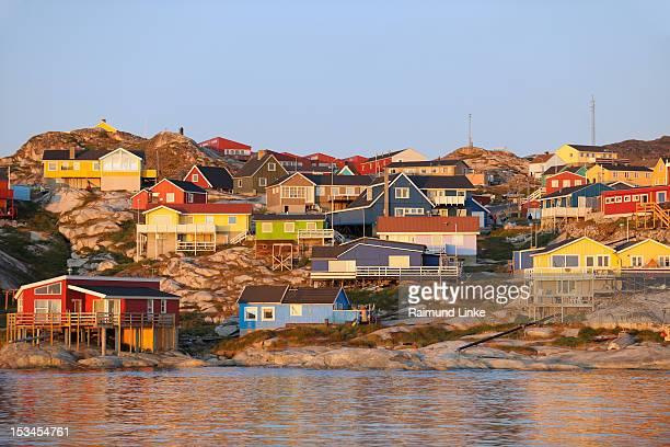 ilulissat - ilulissat stock-fotos und bilder