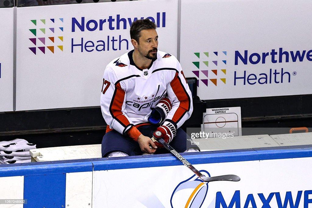 New York Islanders v Washington Capitals - Game Four : News Photo