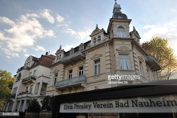 Im Bad Nauheimer Hotel Grunewald haben Elvis Presley und seine Frau von 1958 bis 1960 gewohnt während er im USMilitär in Wiesbaden diente Der Platz...