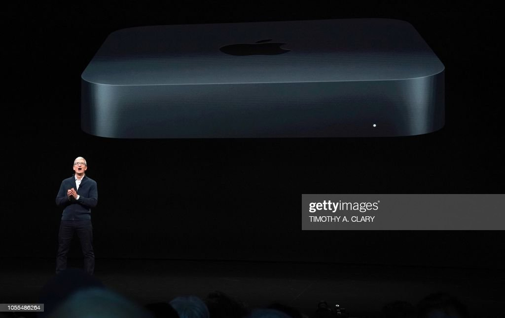 US-APPLE-COMPUTER : News Photo
