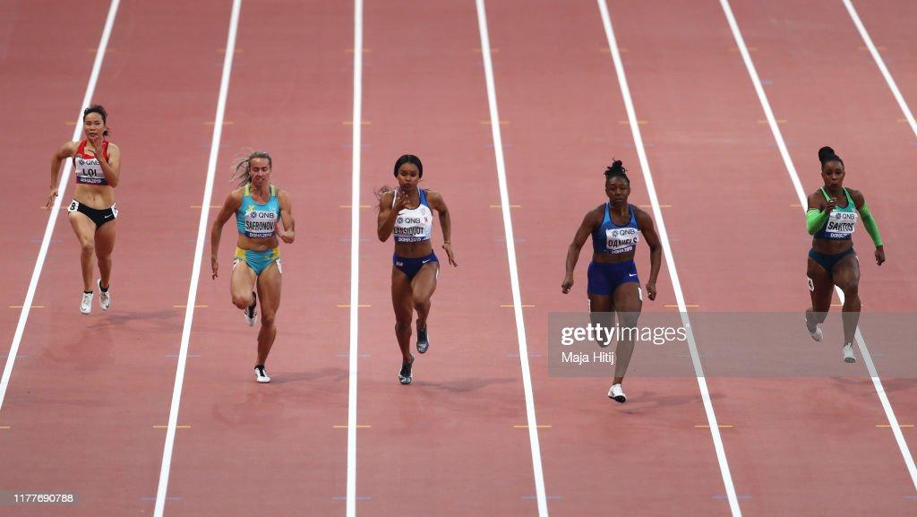 17th IAAF World Athletics Championships Doha 2019 - Day Two : News Photo