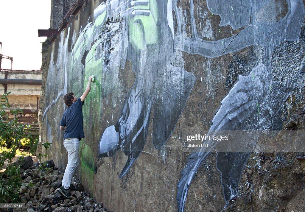 UrbanArt-Künstler Ludo Pictures | Getty Images