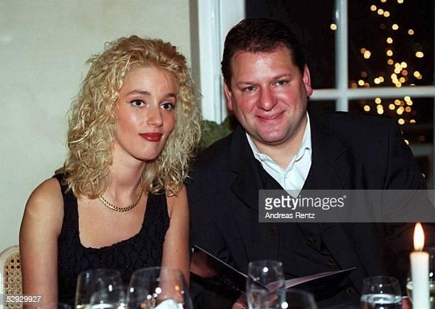 Im Restaurant'WOLLENBERG'Hamburg; Katrin PAGELSDORF und Frank PAGELSDORF
