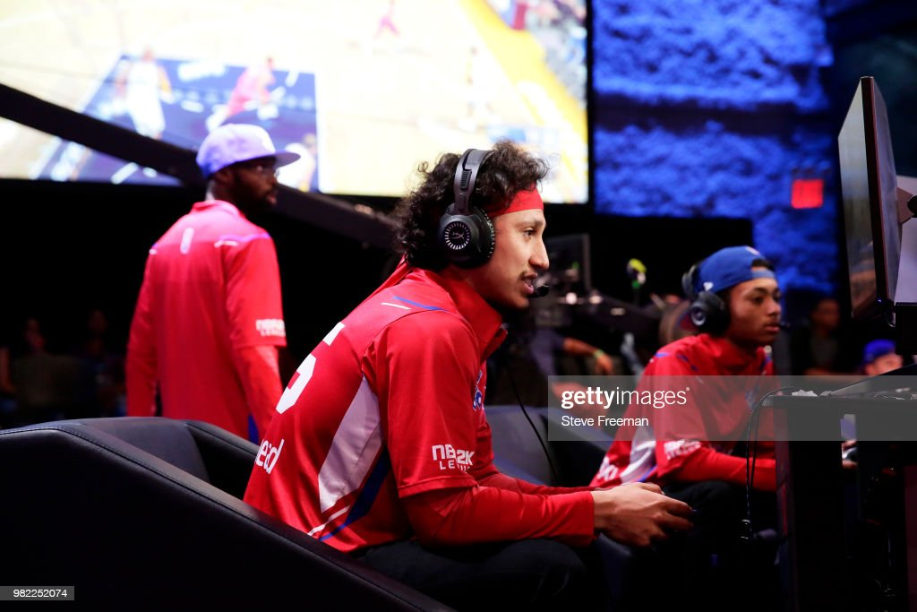 Pacers Gaming v Pistons Gaming Team