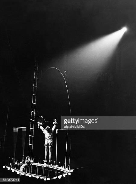 Im Zirkus 1931