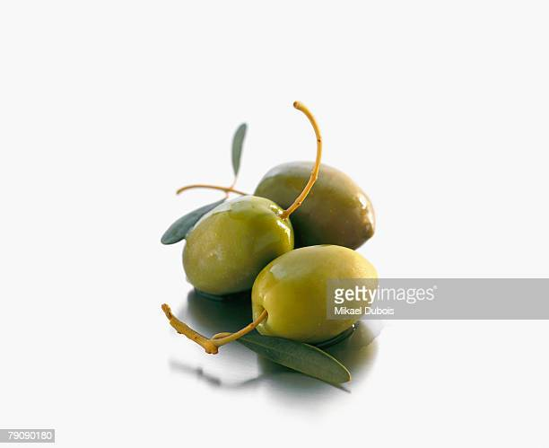 ima16567 - green olive stock photos and pictures