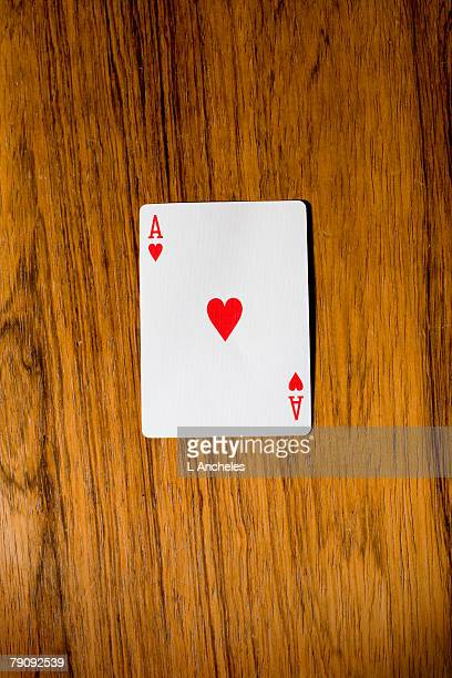 ima32082 - hearts playing card stock photos and pictures