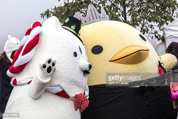 Imabari Baryis Mascot Japanese celebrate the silly eccentric and adorable like no other country Its obsession with the yurukyara mascots is a perfect...