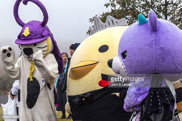 Imabari Baryis Mascot JJapanese celebrate the silly eccentric and adorable like no other country Its obsession with the yurukyara mascots is a...