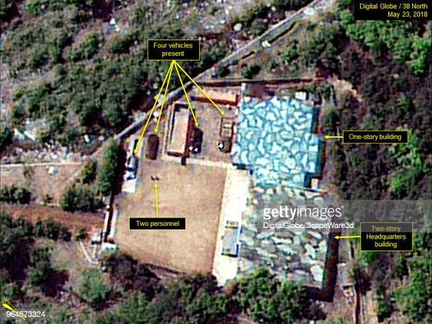 Command Center remains intact despite site dismantlement