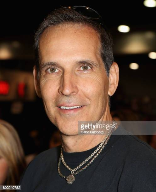Image Comics cofounder Todd McFarlane attends the Amazing Las Vegas Comic Con at the Las Vegas Convention Center on June 23 2017 in Las Vegas Nevada
