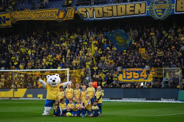 DNK: Brondby IF vs Vejle Boldklub - Danish 3F Superliga