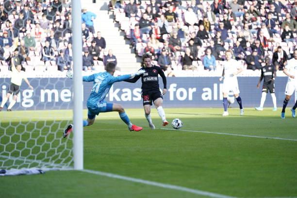 DNK: FC Midtjylland vs FC Copenhagen - Danish 3F Superliga
