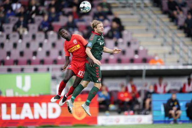 DNK: FC Nordsjalland vs AaB Aalborg - Danish 3F Superliga