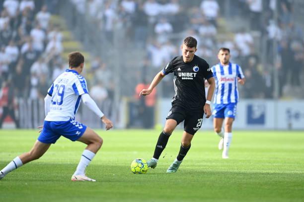 DNK: OB Odense vs FC Copenhagen - Danish 3F Superliga