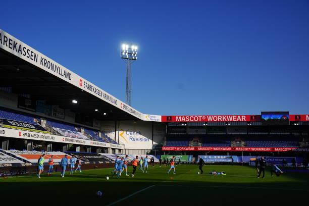 DNK: Randers FC vs FC Midtjylland - Danish 3F Superliga