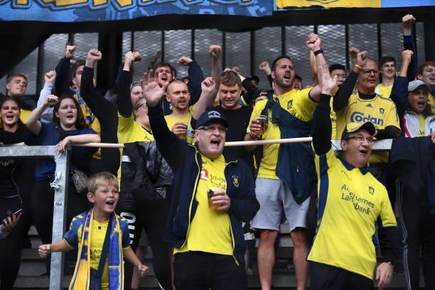DNK: Randers FC vs Brondby IF - Danish 3F Superliga