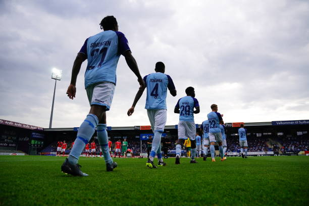 DNK: Sonderjyske vs Vejle Boldklub - Danish 3F Superliga