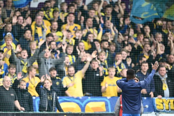 DNK: SonderjyskE vs Brondby IF - Danish 3F Superliga