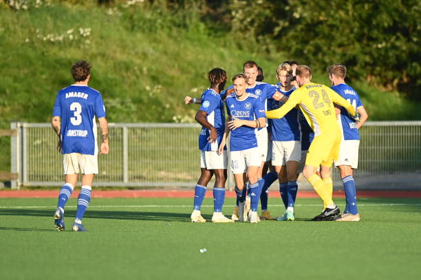 DNK: BK Fremad Amager vs Randers FC - Danish Cup Sydbank Pokalen