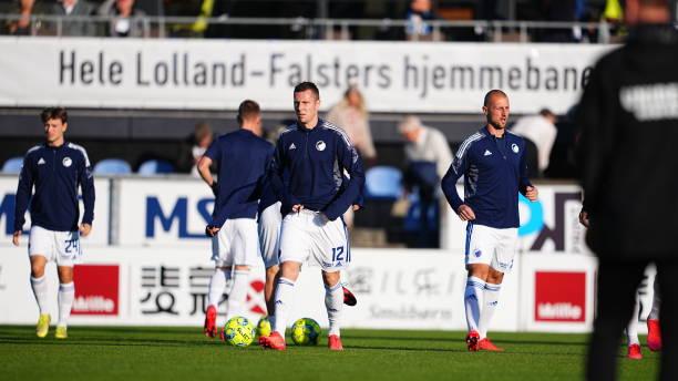 DNK: Nykobing FC vs FC Copenhagen - Danish Cup SydbankPokalen