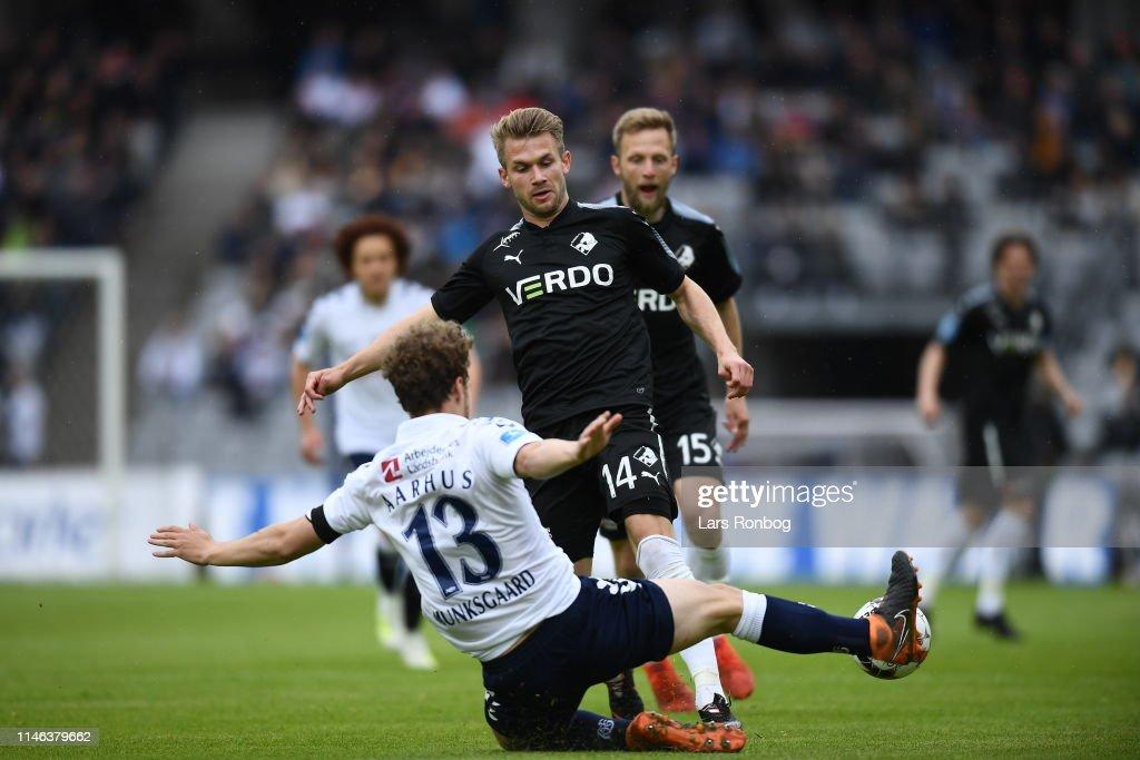 DNK: AGF Aarhus vs Randers FC - Danish Superliga