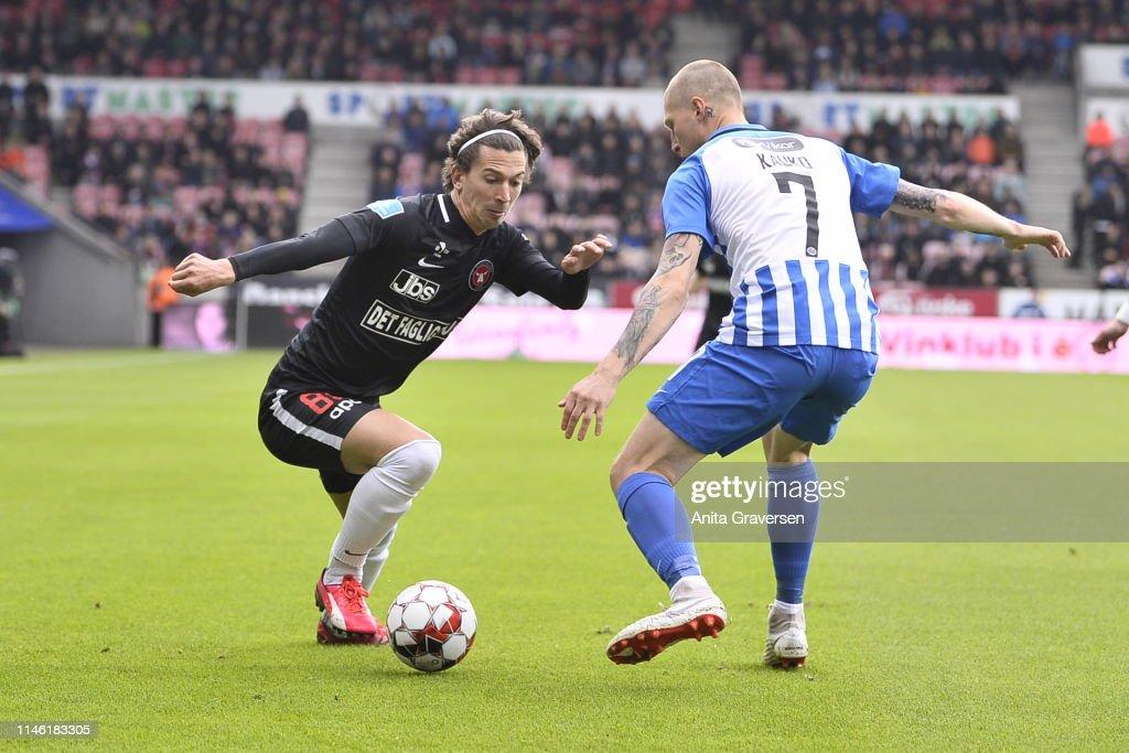 DNK: FC Midtjylland vs Esbjerg fB- Danish Superliga