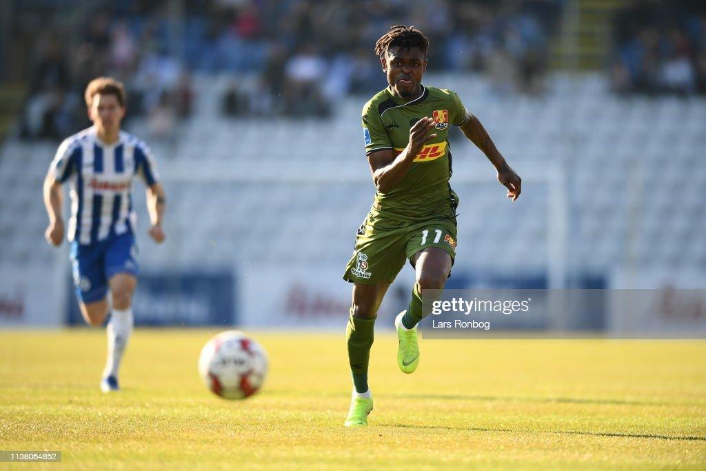 DNK: OB Odense vs FC Nordsjalland - Danish Superliga