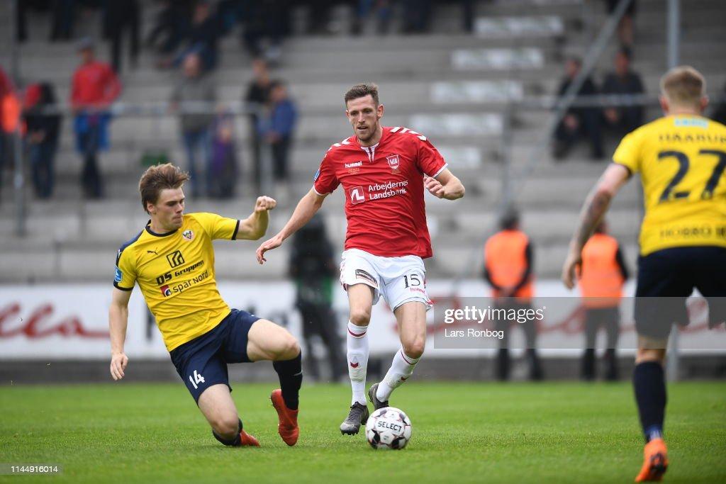 DNK: Vejle Boldklub vs Hobro IK - Danish Superliga
