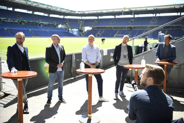DNK: Brondby IF vs Lyngby BK - Friendly Match